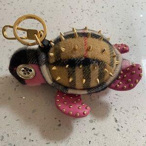 *brand new Burberry keychain!!!